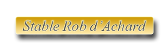 logo Stable Rob d'Achard